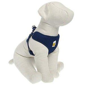 TOP PAW Beer Mug Blue Comfort Dog Harness Large